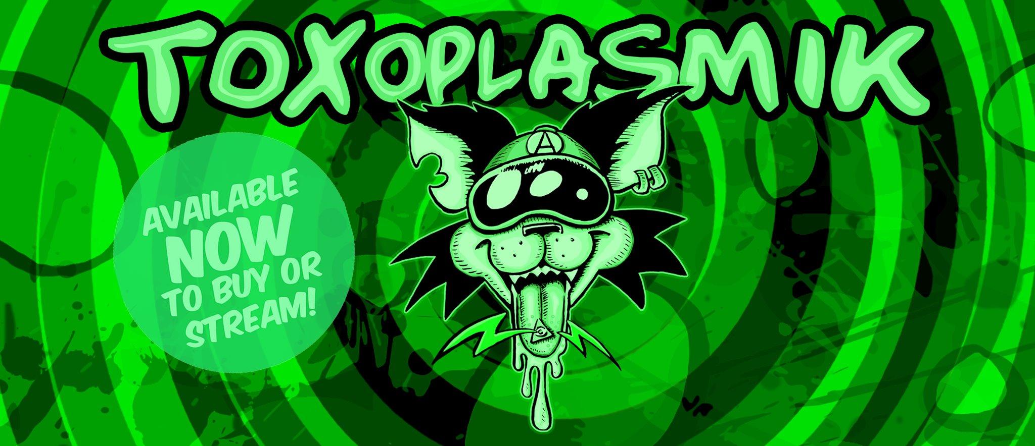 Buy Toxoplasmik, Aktion Kat's First LP!
